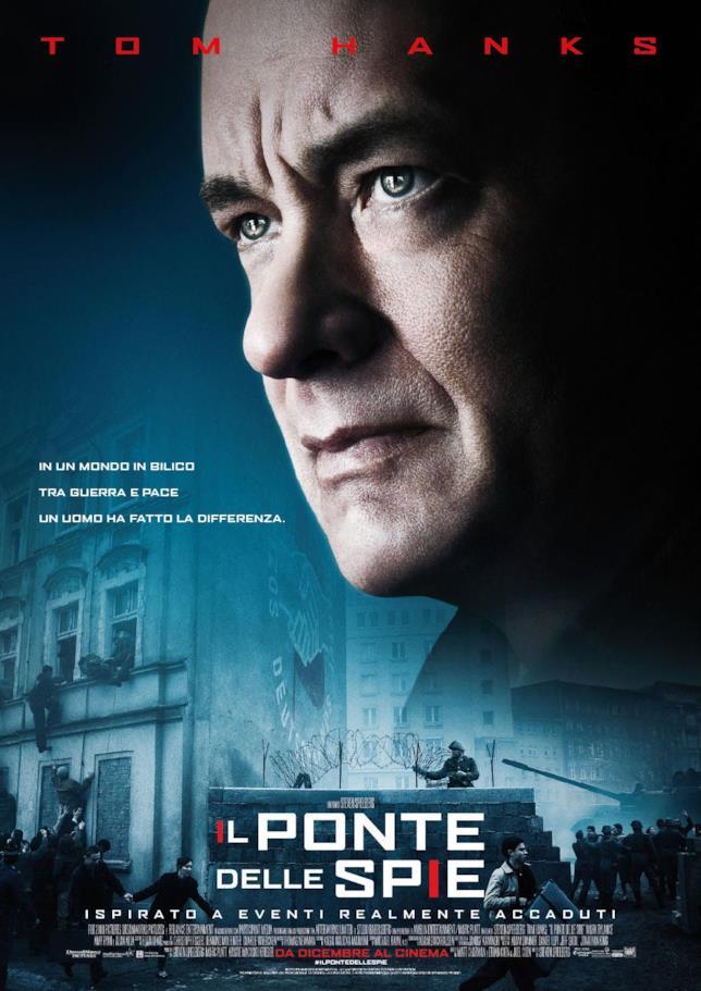 Il poster de Il ponte delle spie