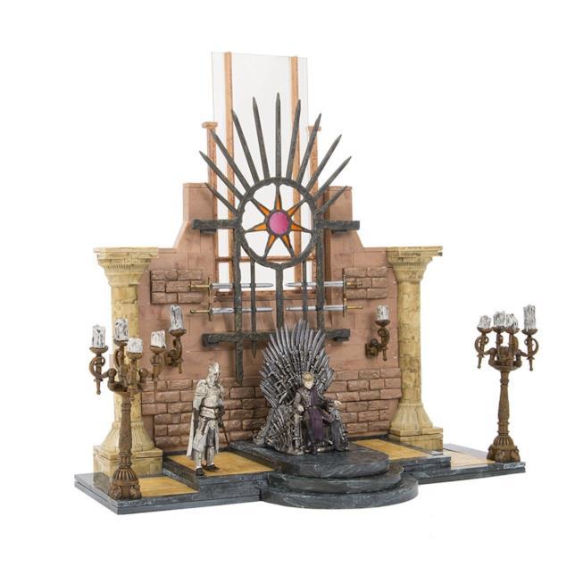 Immagine della Sala del Trono Mc Farlane