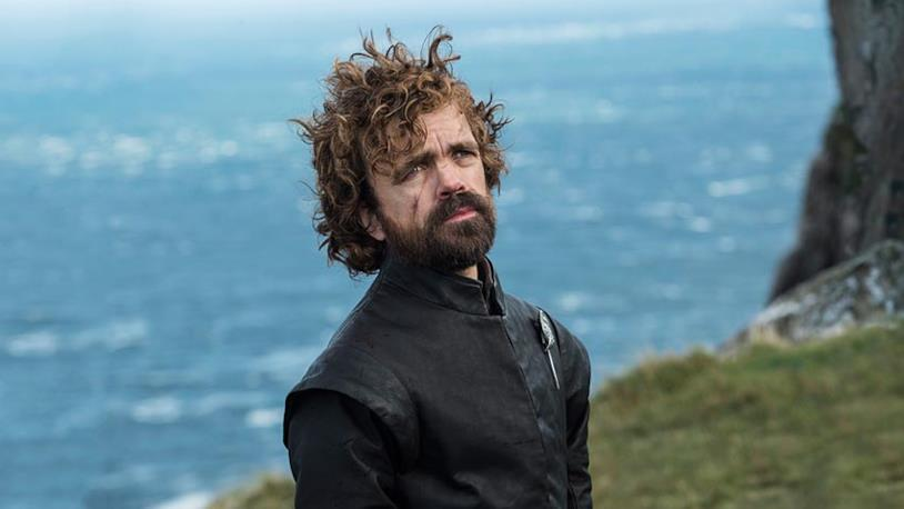 Peter Dinklage nei panni di Tyrion Lannister