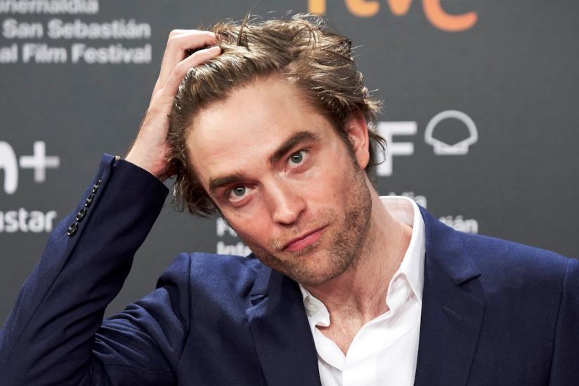 Robert Pattinson ad un evento