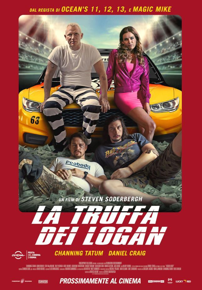 poster ufficiale di La truffa dei Logan