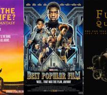 Oscar 2019: i poster brutalmente onesti dei candidati al miglior film