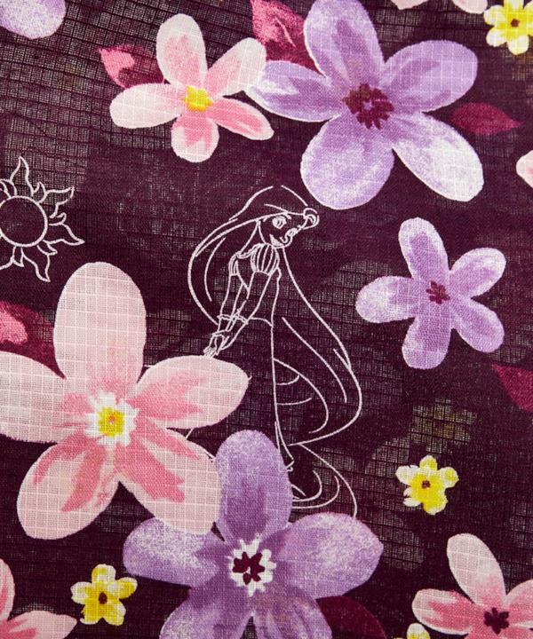La principessa stampata sul kimono