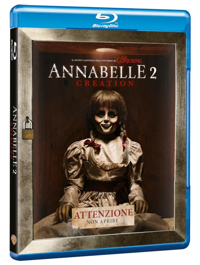 Annabelle 2: Creation in Blu-Ray
