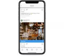 Shop now, la nuova pubblicità di Instagram