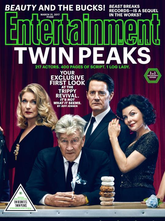 Attori di Twin Peaks su EW