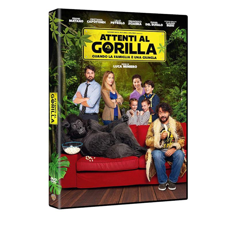 Attenti al gorilla - Home Video - DVD