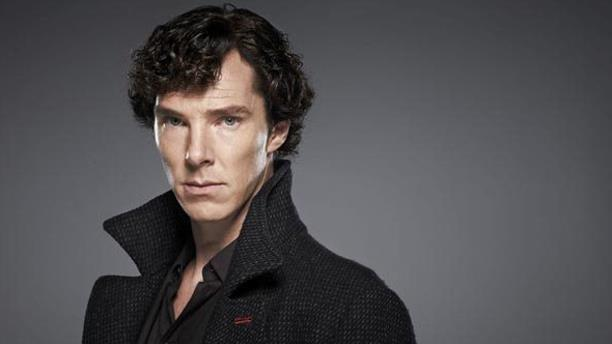Benedict Cumberbatch è Sherlock