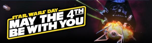 Steam festeggia lo Star Wars Day