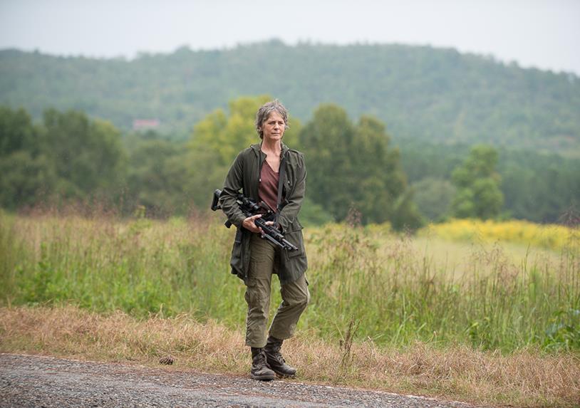 The Walking Dead episodio 6x12