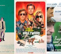 I poster di Il colpo del cane, C'era una volta a... Hollywood, I migliori anni della nostra vita