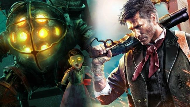 Alcuni dei protagonisti di BioShock