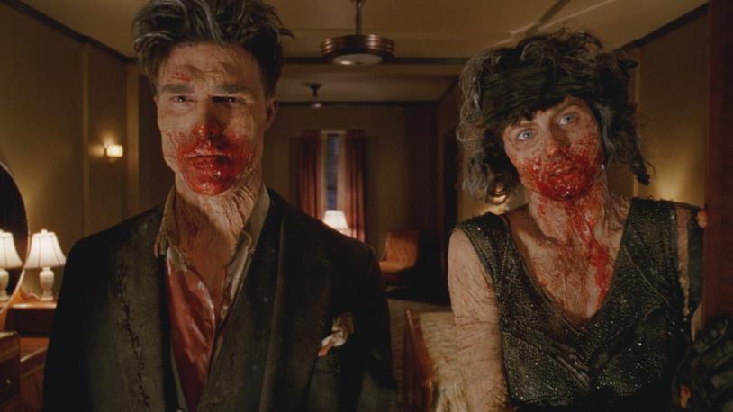 American Horror Story: Hotel - La settima arte: Valentino e Rambova