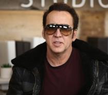 Nicolas Cage a un evento ufficiale