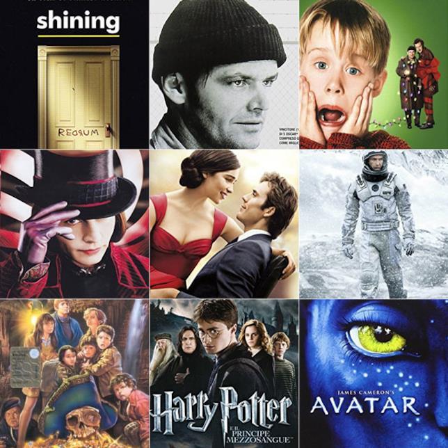 Warner Bros., film in offerta DVD e Blu-ray