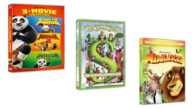Film Animazione Universal Pictures - Home Video