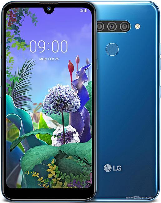 Immagine stampa di LG Q60