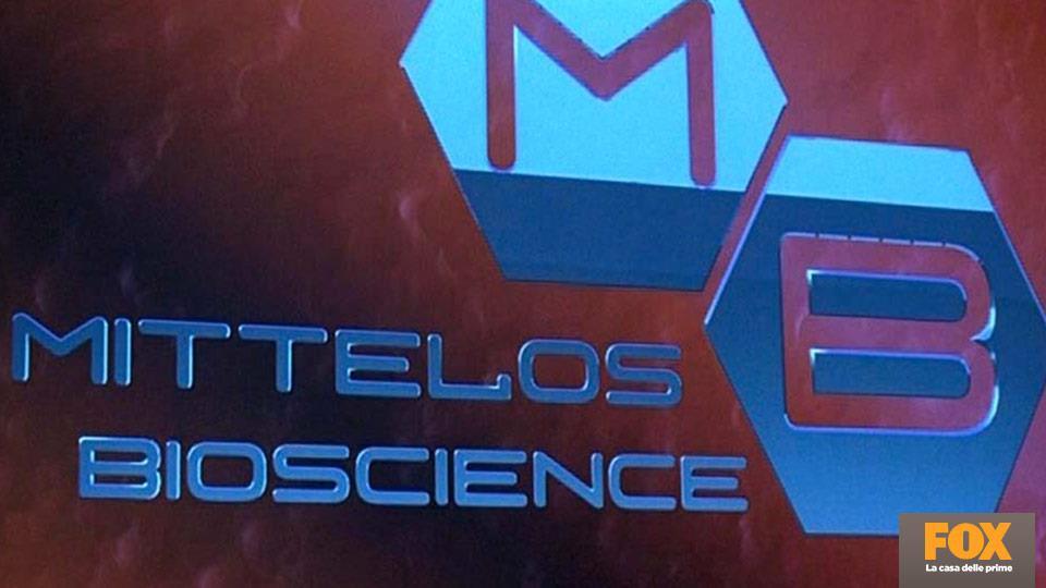 Mittelos Bioscience è l'anagramma di Lost Time.