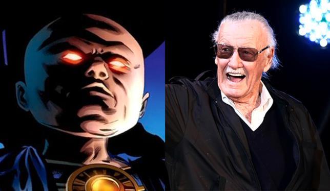 Stan Lee potrebbe essere Uatu?