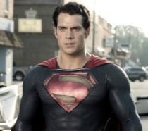 Henry Cavill è Superman in Man of Steel