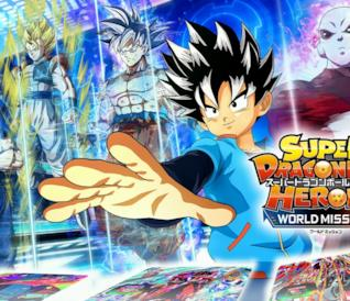 Super Dragon Ball Heroes per Switch