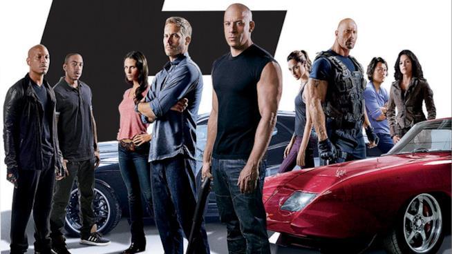 Fast & Furious cast