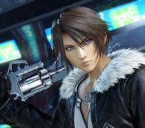Squall Leonhart, protagonista di Final Fantasy VIII