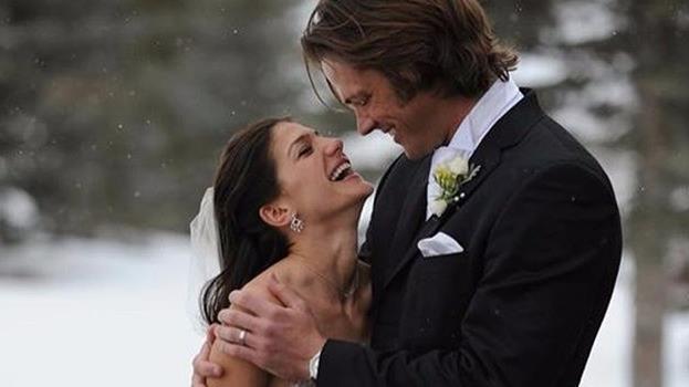 Jared Padalecki e Genevieve Cortese innamorati più che mai nel giorno del loro matrimonio