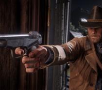Arthur Morgan in un'immagine di Red Dead Redemption 2 su PC