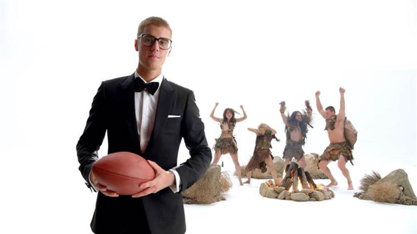 Justin Bieber nel nuovo spot T-Mobile