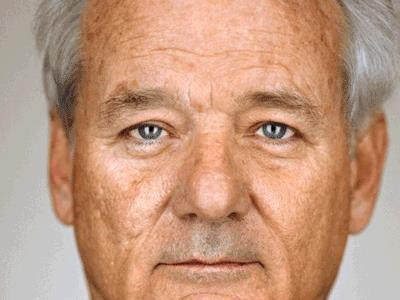 GIF di Bill Murray Deal with it