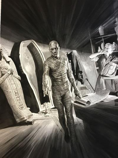 La mummia Universal
