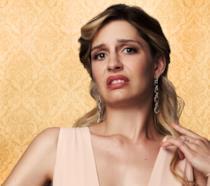 L'attrice Beatrice Arnera