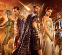 I protagonisti di Gods of Egypt