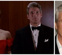 Richard Gere in Pretty Woman con Julia Roberts