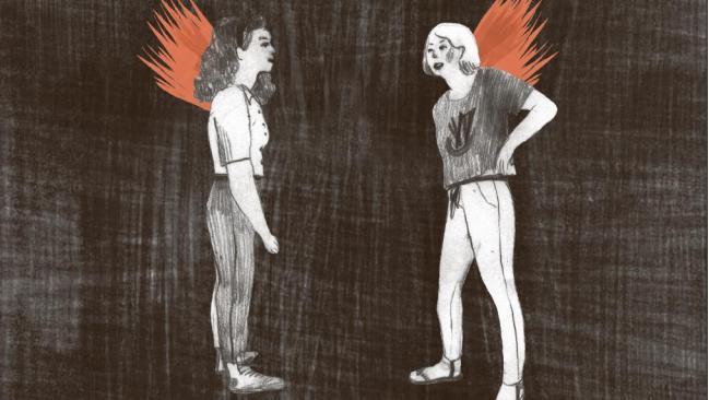 La copertina del nuovo fumetto di Silvia Rocchi