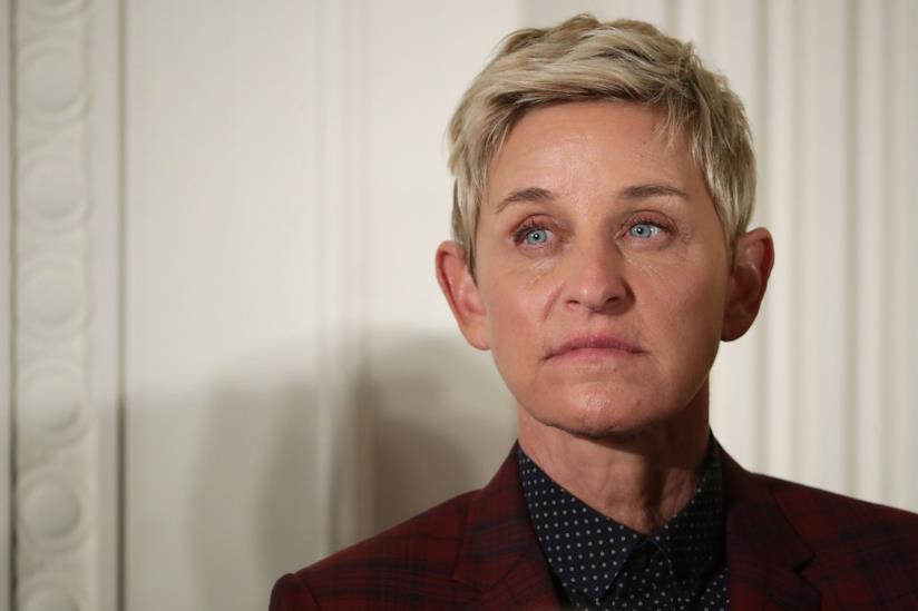 Ellen DeGeneres racconta di aver subito abusi dal patrigno