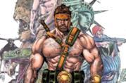 Hercules illustrato sulle pagine dei Marvel Comics