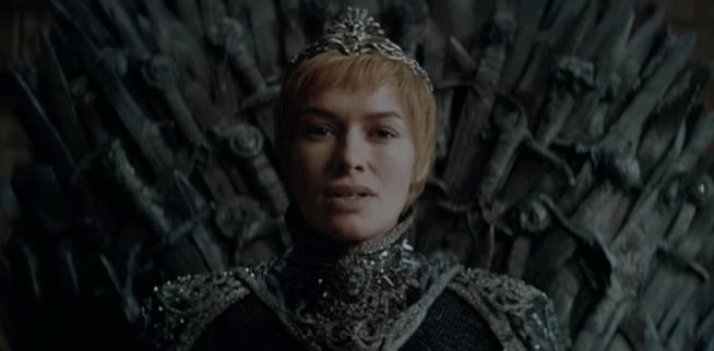 Cersei si accorge che l'inverno è arrivato