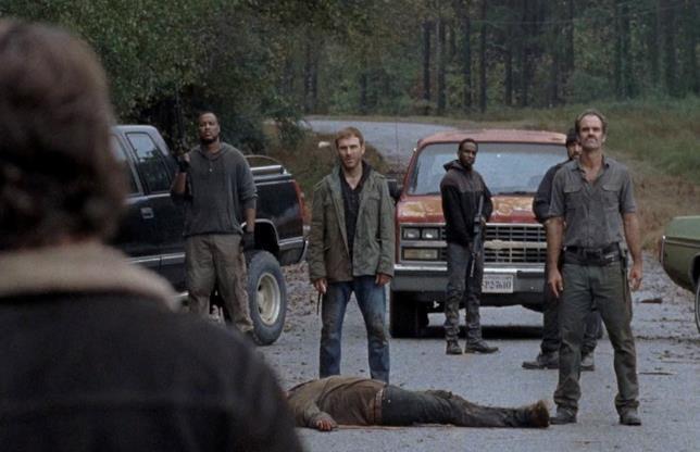 The Walking Dead: il finale della sesta stagione