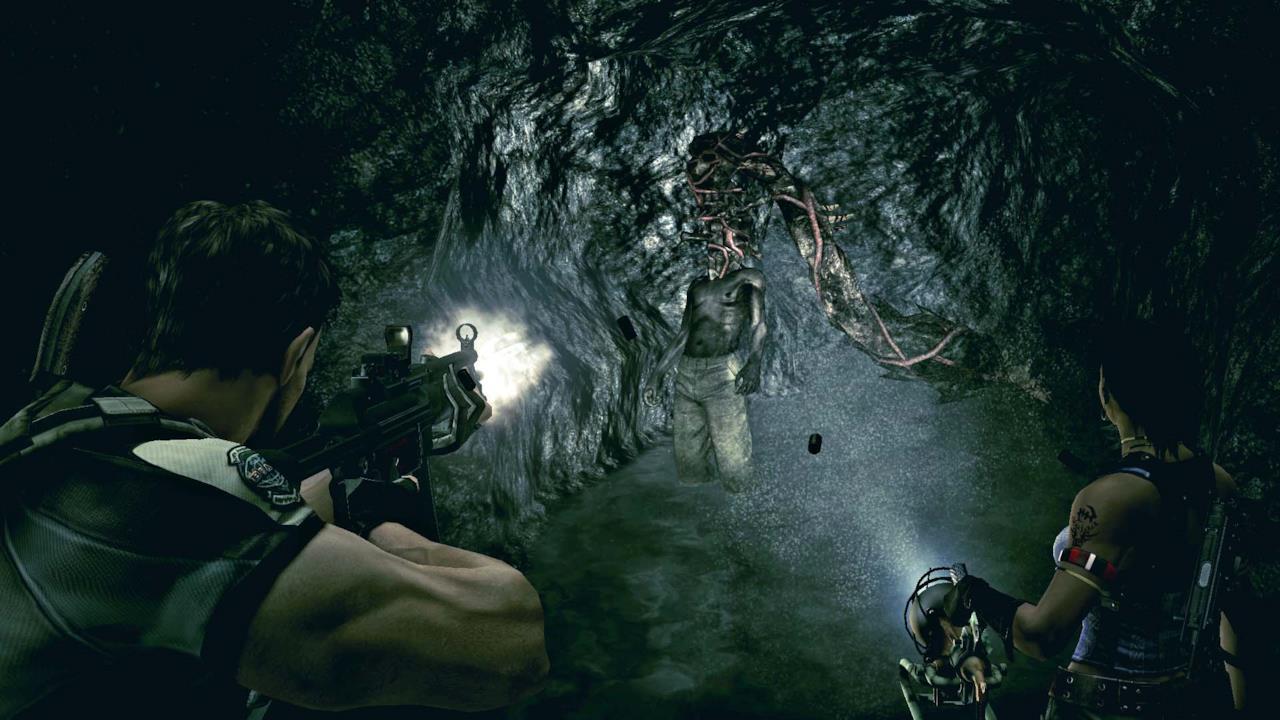 Resident Evil 5 su PS4 e Xbox One il 28 giugno