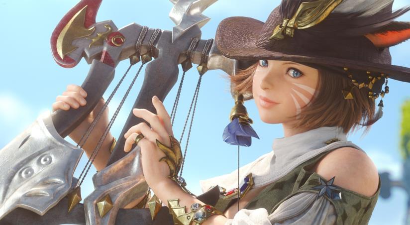 Una delle protagoniste di Final Fantasy XIV