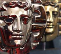 Le statuette dorate dei BAFTA