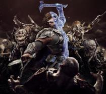 La cover ufficiale de La Terra di Mezzo: L'Ombra della Guerra