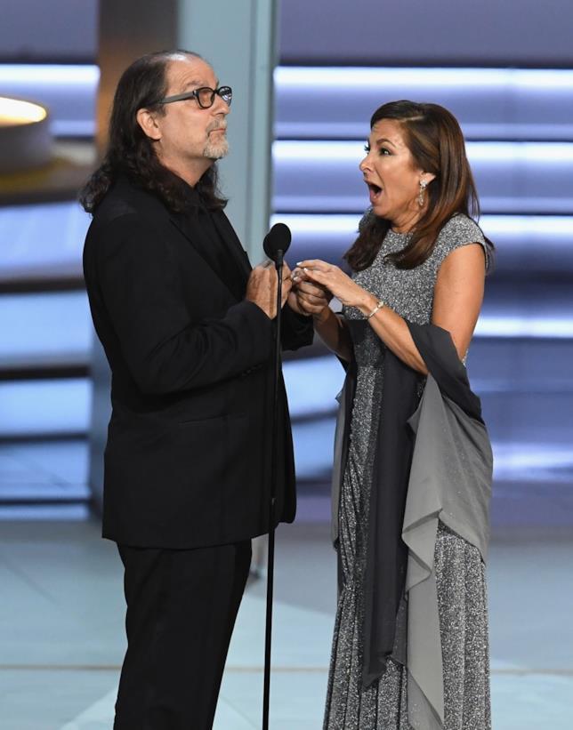 Glenn P. Weiss e la proposta agli Emmy