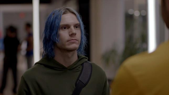Evan Peters è Kai Anderson in American Horror Story: Cult