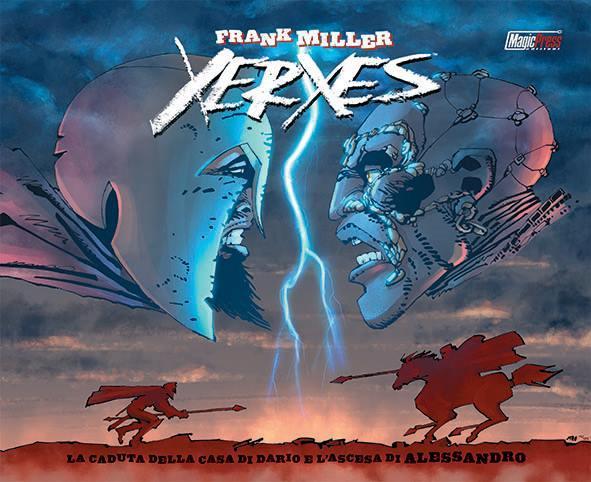 Xerxes - La caduta della casa di Dario e l'ascesa di Alessandro