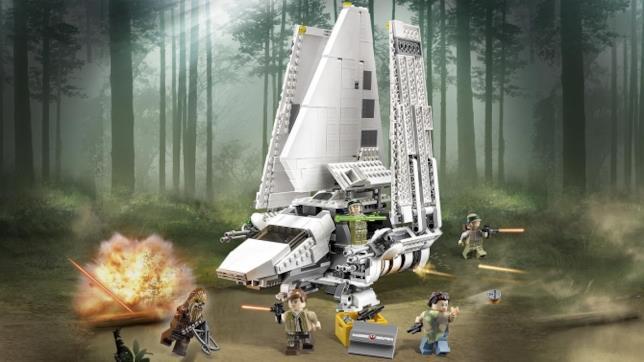 Set LEGO Tydirium