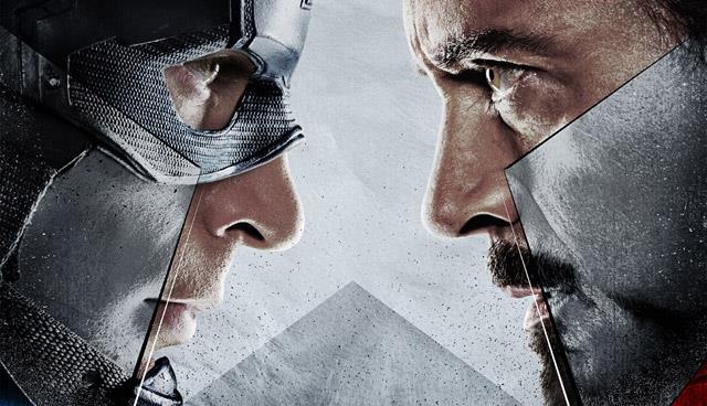 Poster di Captain America: Civil War