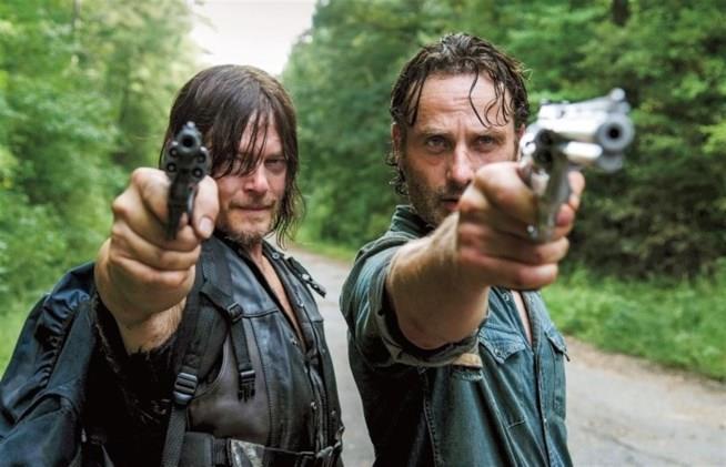 The Walking Dead episodio 6x10